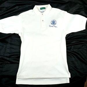 Ronald Reagan Library Polo Shirt Medium
